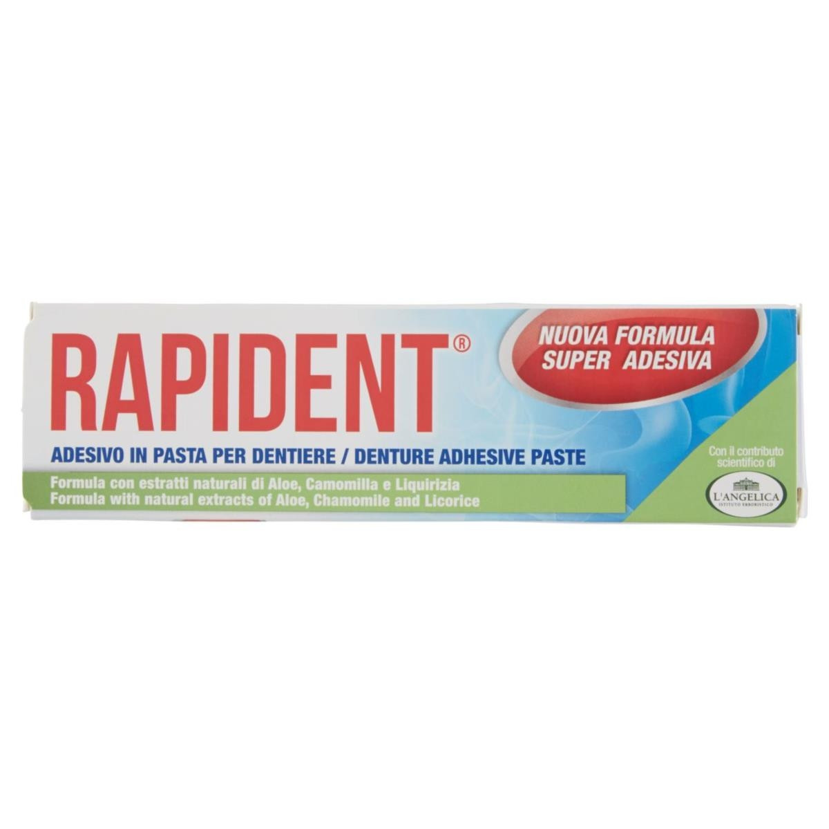 RAPIDENT ADHESIVE PASTE 40G