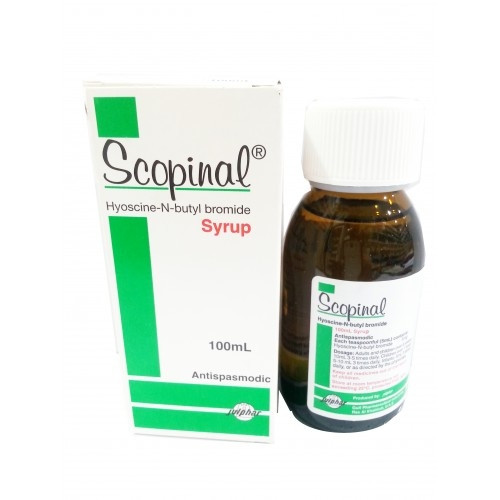 SCOPINAL SYRUP 100 ML