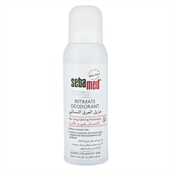 Sebamed Intimate Deoderant Spray 125 ml