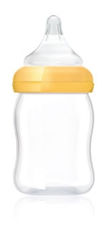 Pigeon Plastic Bottle  240 ml  KPP26006