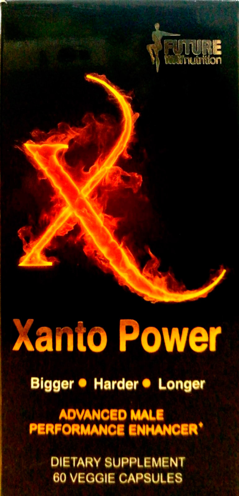 FUTURE XANTO POWER 60CAP