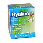 HYALINE EYE DROPS 2ML VILAS 28PCS