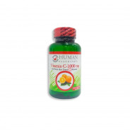 HUMAN ESSENTIALS VITAMIN C-1000 MG 90 TAB