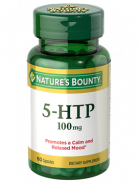 NATURE'S BOUNTY 5-HTP 100MG 60 CAP