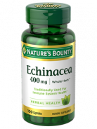 NATURE'S BOUNTY ECHINACEA 400MG 100CAP