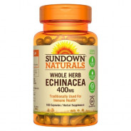 SUNDOWN ECHINACEA 400MG 100CAP