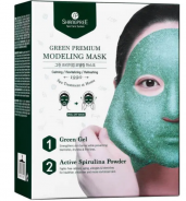 SHANGPREE GREEN PREMIUM MODELING MASK 1 PIECES