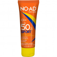 NO-AD SUN CARE SPORTS SPF50+ LOTION 89ML
