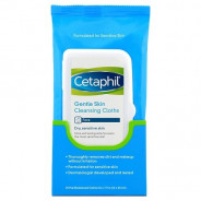 CETAPHIL GENTLE SKIN CLEANSING CLOTHES 25WIPES