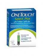 ONE TOUCH SELECT PLUS 50STRIPS
