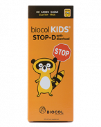 BIOCOL KIDS STOP-D SYRUP 150ML