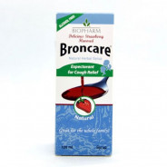 BRONCARE SYRUP 120ML