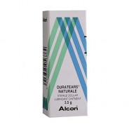 DURATEARS OINTMENT 3.5 GM