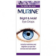 MURINE BRIGHT EYES MOISTURE E/D 15ML
