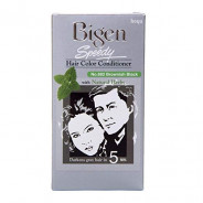 BIGEN HAIR COLOR CONDITIONER NO.882 BROWNISH BLACK