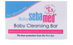 SEBAMED BABY CLEANSING BAR 150GM