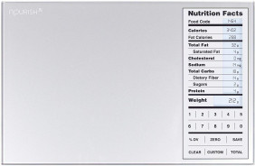 NOURISH NUTRITION SCALE MODEL-0451
