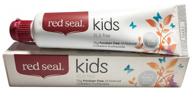 Red Seal KidsToothpaste