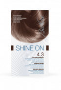 SHINE ON HAIR COLOR GOLDEN BROWN NO.4.3