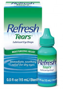 REFRESH TEARS LUBRICANT. EYE DROP 15 ML