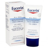 EUCERIN FACE CREAM 5% UREA 50ML