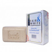 F&W FAIR AND WHITE GOMMANT SOAP WHITE 200GR