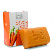 F&W FAIR AND WHITE SAVIN CAROTTE SOAP 200G