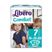 LIBERO XL+ 21 PCS NO.7