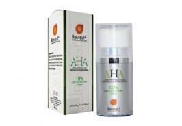 Revitol+ AHA 10% Gentle Exfoliating Cream .