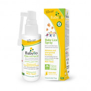 BABYLLO BABY LICE SPRAY 60ML