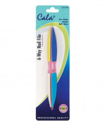 CALA 6- WAY NAIL FILE 70-277B