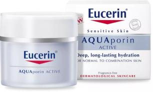 EUCERIN AQUAPORIN ACTIVE NORMAL TO COMINATION SKIN CREAM 50ML