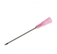 SUMBOW HYPODERMIC NEEDLE 18G PINK 1 PIECES