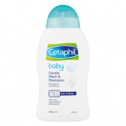 CETAPHIL BABY GENTLE & WASH SHAMPOO 300ML