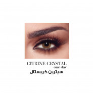 BELLA ONE DAY COLOR CONTACT LENSES CITRINE CRYSTAL