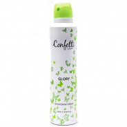 CONFETTI GLORY DEODORANT SPRAY 250 ML