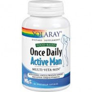 SOLARAY ONCE DAILY ACTIVE MAN 90CAP