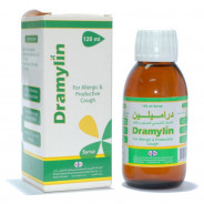DRAMYLIN SYRUP 120 ML