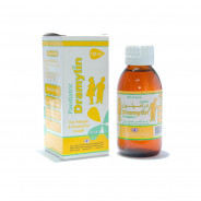 DRAMYLIN PEDIATRIC SYRUP 120 ML