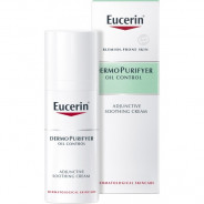 EUCERIN DERMO PURIFYER ADJUNCTIVE SOOTHING CR 50ML