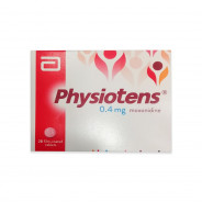 PHYSIOTENS 0.4 MG 28 TABLETS