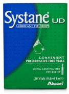 SYSTANE UD  LUBRICATING EYE DROP 28 AMPOULES
