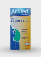 ACTIFED COUGH & COLD EXPECTORANT 200 ML