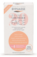 BYPHASSE COLD WAX FACE & DELICATE AREAS 20 STRIPS