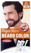 BIGEN MENS BEARD COLOR NO.B103 DARK BROWN