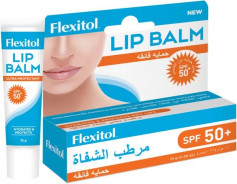 FLEXITOL LIP BALM SPF50+ 10GM
