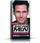 JUST FOR MEN NATURAL REAL BLACK (H55)