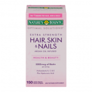 Nature's Bounty Extra Strength Hair, Skin & Nail