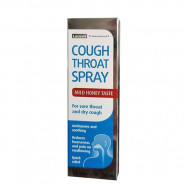 Lucovit Cough Throat Spray 20ml