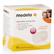 MEDELA DISPOSABLE NURSING PAD 30PCS
